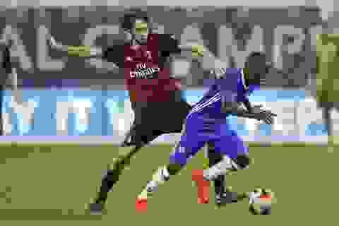 Kante ra mắt, Chelsea vùi dập AC Milan