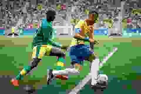Brazil và Argentina gây thất vọng lớn ở trận mở màn bóng đá Olympic 2016