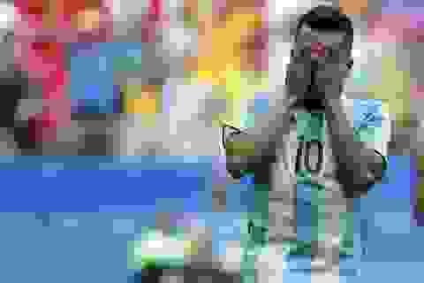 Sao Atletico đá hỏng phạt đền, U23 Argentina bị loại ở vòng bảng Olympic