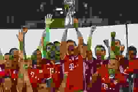 Hạ gục Dortmund,  Bayern Munich giành siêu Cup Đức