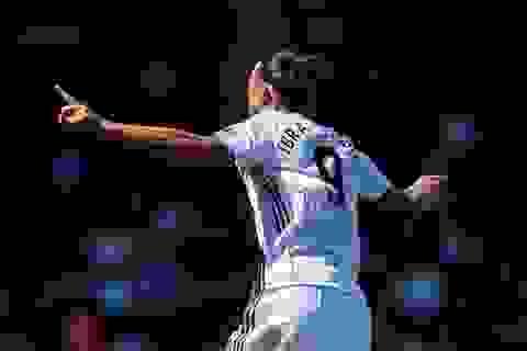 Chiêm ngưỡng tuyệt phẩm sút xa của Ibrahimovic