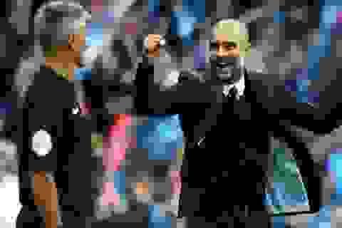 """Với Pep Guardiola, Man City không còn """"sợ"""" Barcelona"""