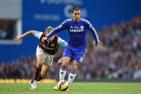 Đội hình tiêu biểu vòng 3 Premier League: Ấn tượng Hazard