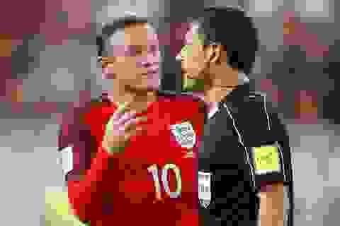 Wayne Rooney được phép chơi bất kỳ vị trí nào tùy ý