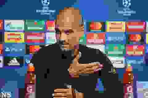 """Guardiola: """"Man City chưa đủ khả năng vô địch Premier League"""""""