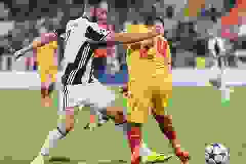Higuain tịt ngòi, Juventus gây thất vọng trước Sevilla