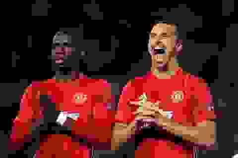 """Pogba: """"Tôi coi Ibrahimovic như anh trai của mình"""""""
