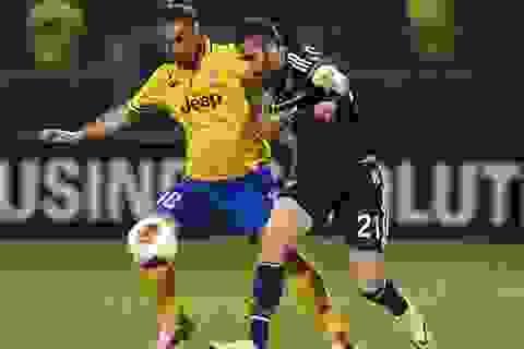 """Lyon - Juventus: """"Sư tử"""" gầm nổi không?"""