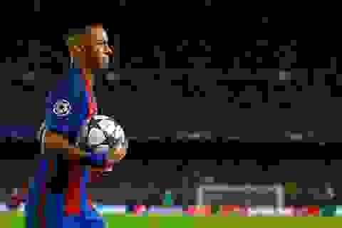 """Neymar chính thức ký hợp đồng """"khủng"""" với Barcelona"""