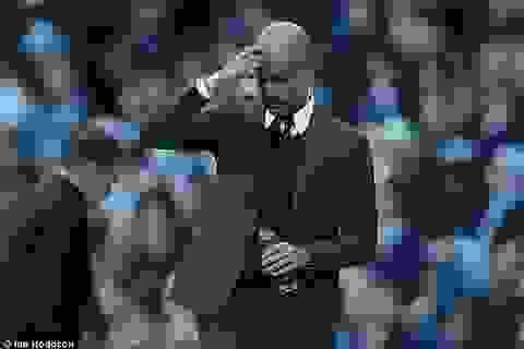 Man City không thắng 5 trận liên tiếp: Đừng trách Guardiola!