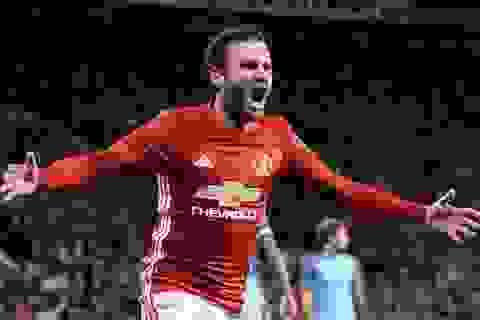 """Juan Mata: """"Tôi và Mourinho không hề nói chuyện với nhau"""""""