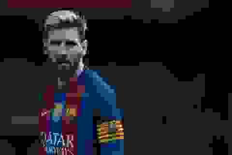 Messi bất ngờ từ chối gia hạn hợp đồng với Barcelona