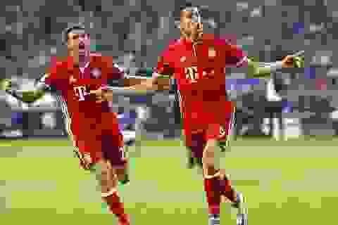 """Bayern Munich và Atletico rủ nhau… """"chữa thẹn"""""""