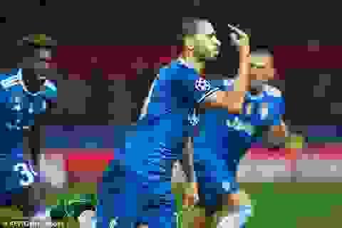 Ngược dòng hạ Sevilla, Juventus giành ngôi đầu bảng