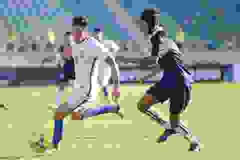 Cầu thủ Malaysia tự nhận cửa dưới trước Việt Nam