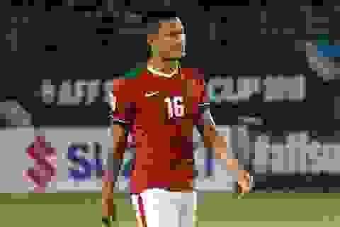 Indonesia mất hai trụ cột ở trận gặp đội tuyển Việt Nam
