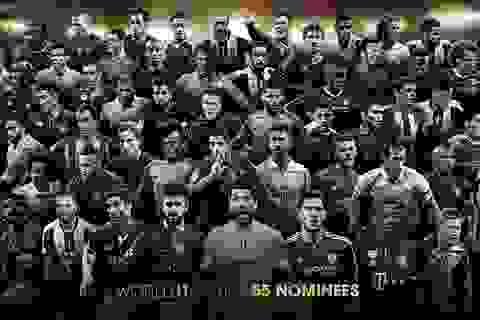 Công bố đề cử cho đội hình xuất sắc nhất năm 2016