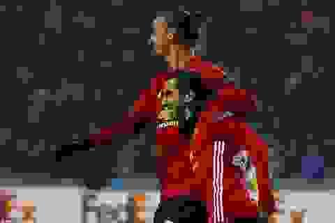 Lượt cuối vòng bảng Europa League: MU đi tiếp, Southampton đau đớn