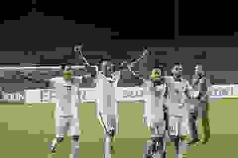 """""""Messi Indonesia"""" ví đội nhà với nhà vô địch Euro 2016"""