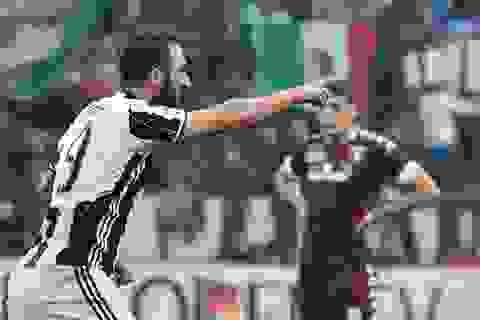 Higuain rực sáng, Juventus đại thắng ở trận derby Turin