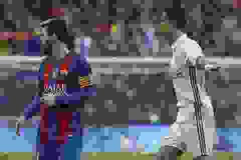 """C.Ronaldo: """"Nếu là đồng đội của Messi, tôi đã giành nhiều Quả bóng vàng hơn"""""""