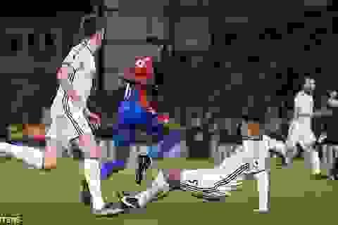 Mourinho cổ súy cho pha vào bóng triệt hạ của học trò
