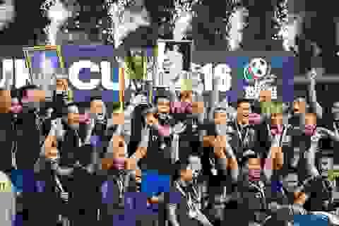 Thái Lan ngập tràn hạnh phúc giương cao chức vô địch AFF Cup 2016