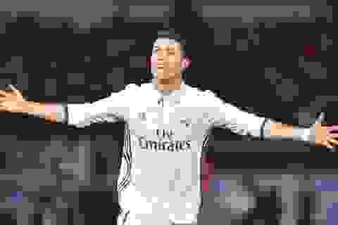 10 chân sút xuất sắc nhất châu Âu năm 2016: C.Ronaldo chỉ xếp thứ 3