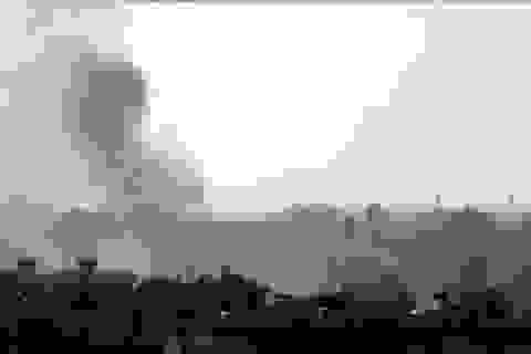 Syria: Giao tranh quyết liệt tại 2 thành phố lớn nhất