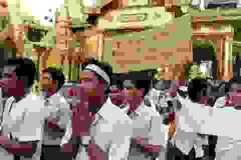 Myanmar ban bố tình trạng khẩn cấp ở miền Tây