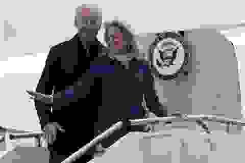 Phó Tổng thống Biden và liên danh Romney-Ryan cùng xuất hiện ở Ohio