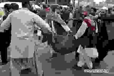 Nổ bom liên hoàn tại Pakistan, hơn 100 người thiệt mạng