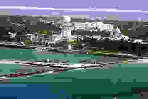 Trung Quốc ngang nhiên đưa bến tàu Tam Sa vào hoạt động
