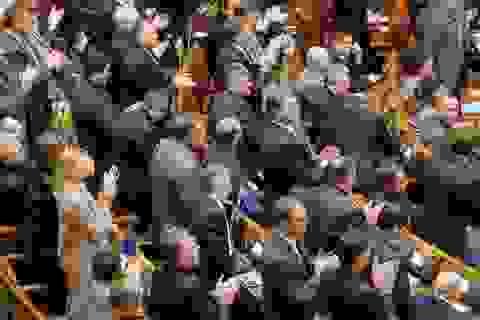 Quốc hội Ukraine giới hạn quyền lực của Tổng thống