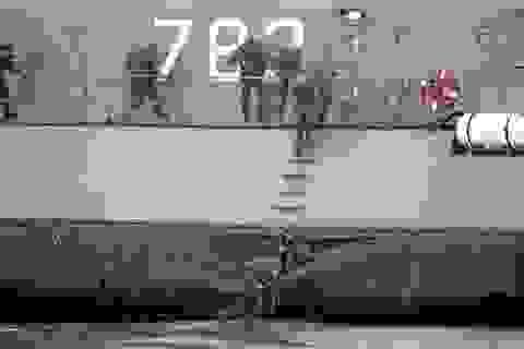 Hải quân Nga diễn tập quy mô lớn tại Kaliningrad
