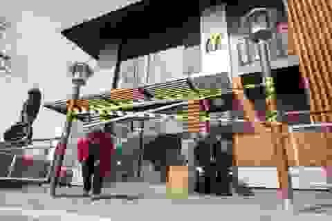 McDonald's ngừng kinh doanh tại Crimea