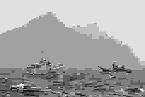 Nhật Bản tập trận bảo vệ đảo