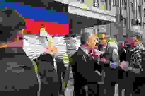 OSCE mất liên lạc với nhóm quan sát viên ở Donetsk