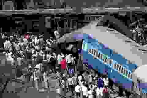 Tai nạn tàu hỏa nghiêm trọng tại Ấn Độ, 19 người chết