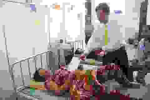 Vụ cháy gần 100 gian hàng: Hỗ trợ tiểu thương vượt qua khốn khó