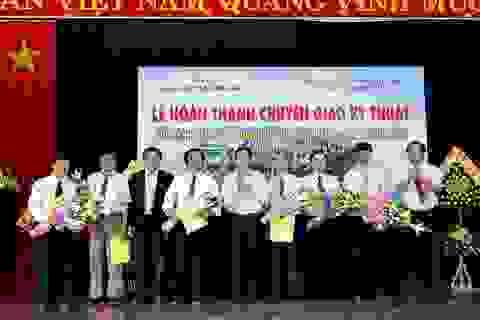 BV Trung ương Huế chuyển giao nhiều kỹ thuật cho BV Đa khoa Quảng Nam