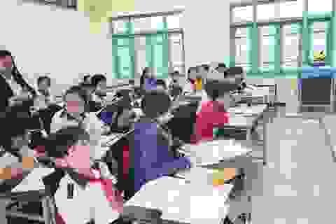 Những khó khăn của người thầy khi đứng lớp