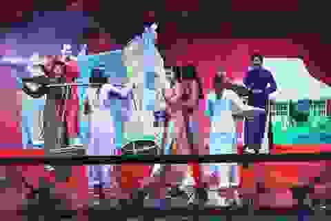 Ra mắt show diễn Áo dài Huế hàng đêm tại cố đô cho du khách