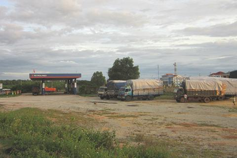 Bắt 2 tên trộm chuyên đột nhập cabin xe tải đậu ven Quốc lộ 1A