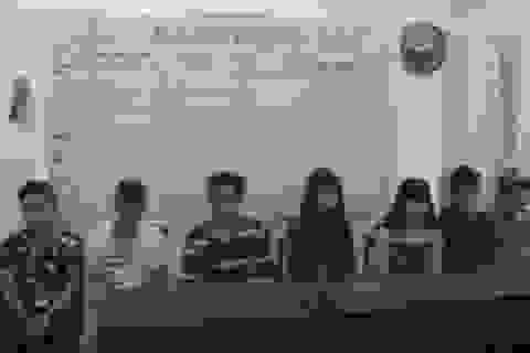 12 thiếu niên bỏ nhà lang thang gây ra 20 vụ trộm cắp, cướp giật