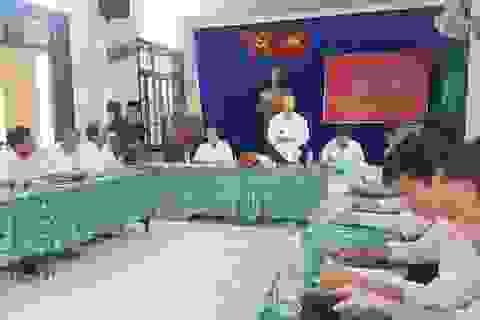 Bí thư huyện ủy có tỷ lệ phiếu bầu cao nhất Thừa Thiên - Huế