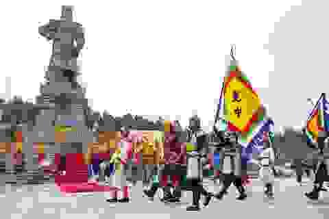 Lăng mộ Hoàng đế Quang Trung và bí mật lịch sử chưa lời giải (kỳ 2)