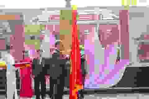 Trường chuyên Quốc Học Huế nhận Huân chương Lao động hạng Nhất