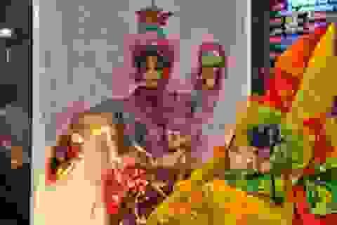 Huế: Phố Tây sôi động cùng lễ hội hóa trang Halloween