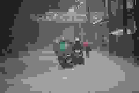 Nước sông tiếp tục dâng, TP Huế ngập nhiều nơi